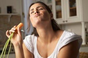Ешь морковку