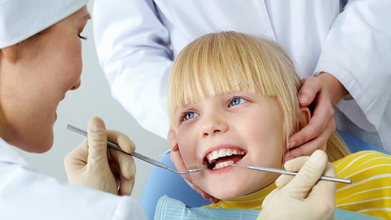 Как лечить воспаление десен у детей