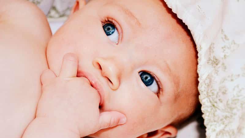когда режутся зубки у малыша