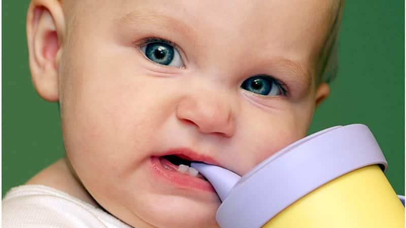 Последовательность роста зубов у детей