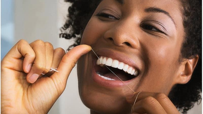 белая диета после отбеливания зубов меню