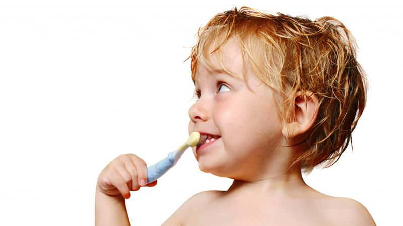 резкий запах изо рта у ребенка