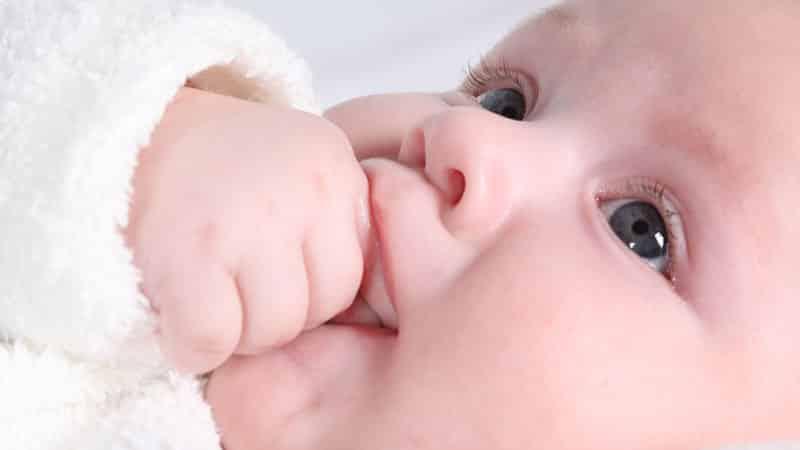 молочница у грудного ребенка во рту