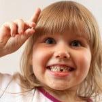 как выглядит молочный выпавший зуб фото