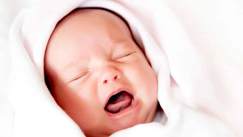 Что делать, если появилась молочница у ребенка