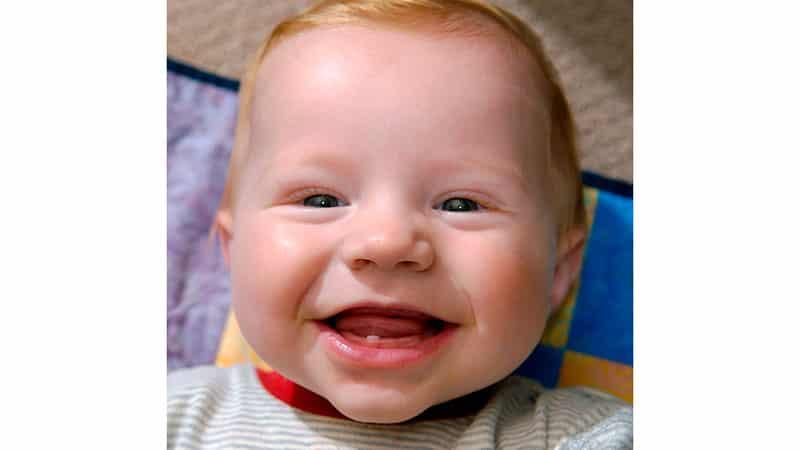 как режутся у деток зубки