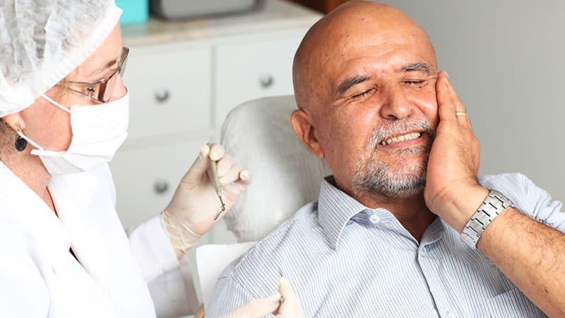 Сколько будет болеть десна после удаления зуба мудрости
