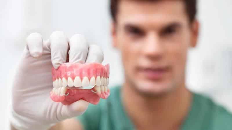 частично съемные зубные протезы какие лучше фото