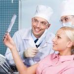 Удаление зубного камня ультразвуком