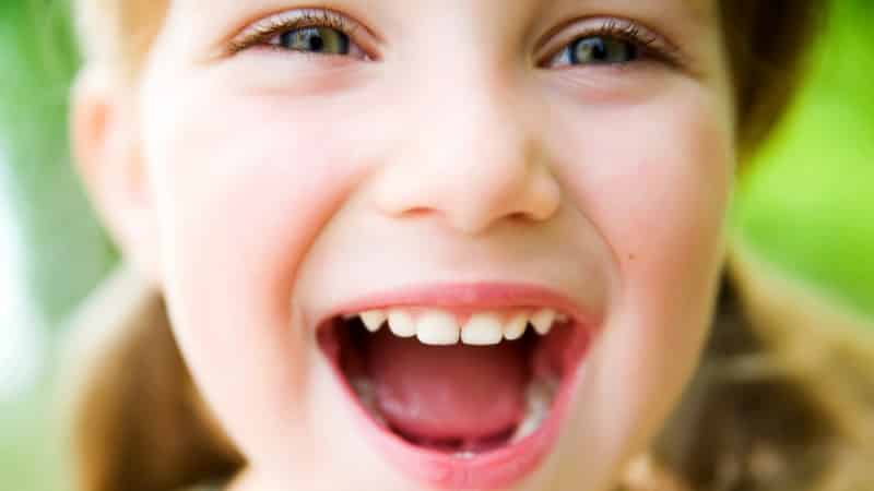 к чему снятся зубы белые ровные у себя