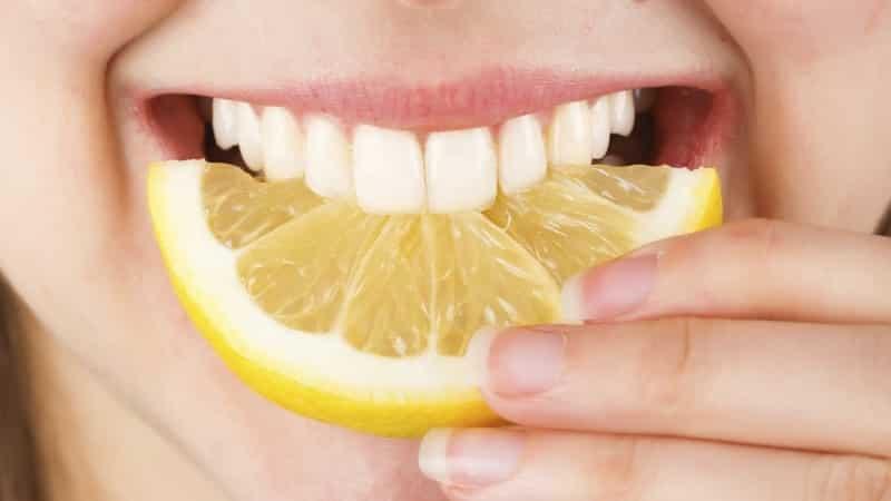 как убрать налет на зубах очистить
