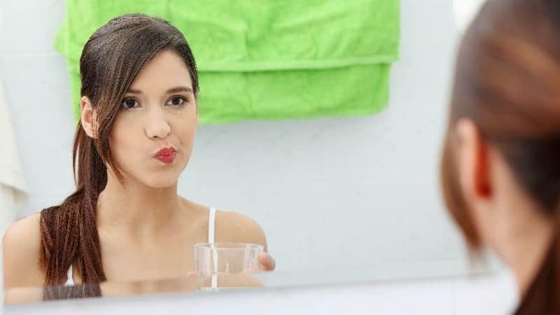 какие принимать антибиотики при флюсе десны зуба