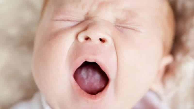 Язык в пупырышках у ребенка