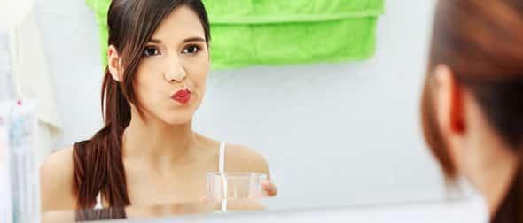 сода соль йод полоскание зубов