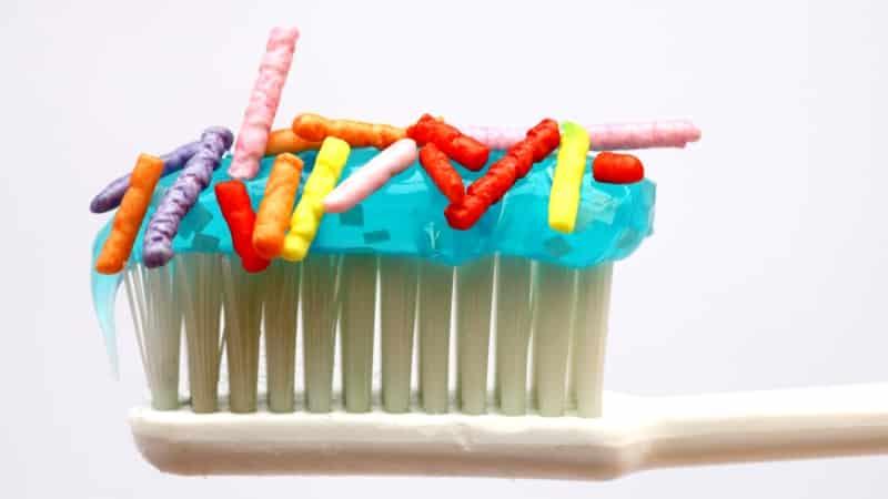 зубная паста от камней на зубах