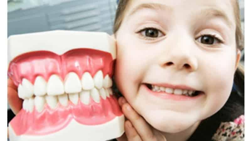 детское протезирование молочных зубов отзывы