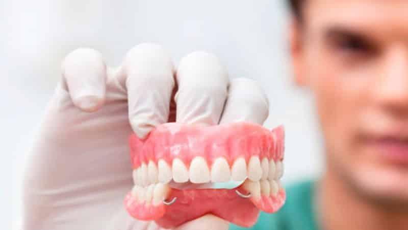 новое в протезировании зубов