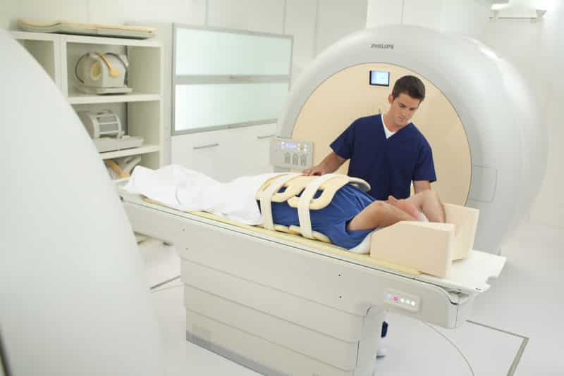 МРТ диагностика перед лечением