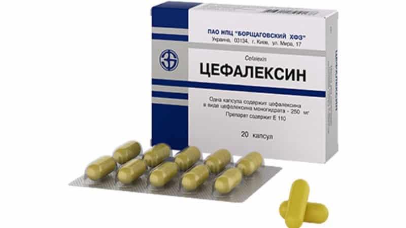 тонзиллит лечение антибиотиками