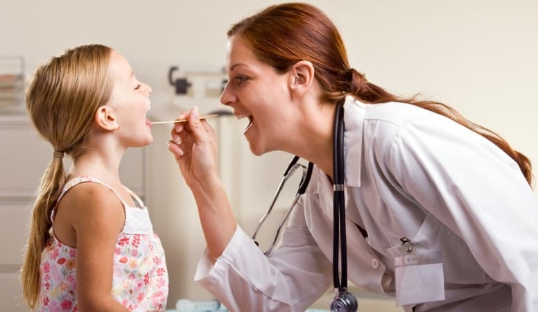тонзиллит симптомы и лечение у детей