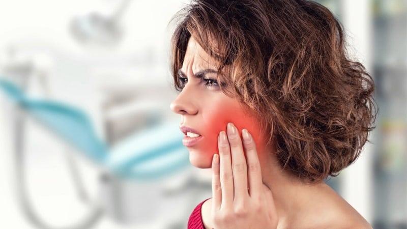 антибиотики при зубной боли опухшая десна