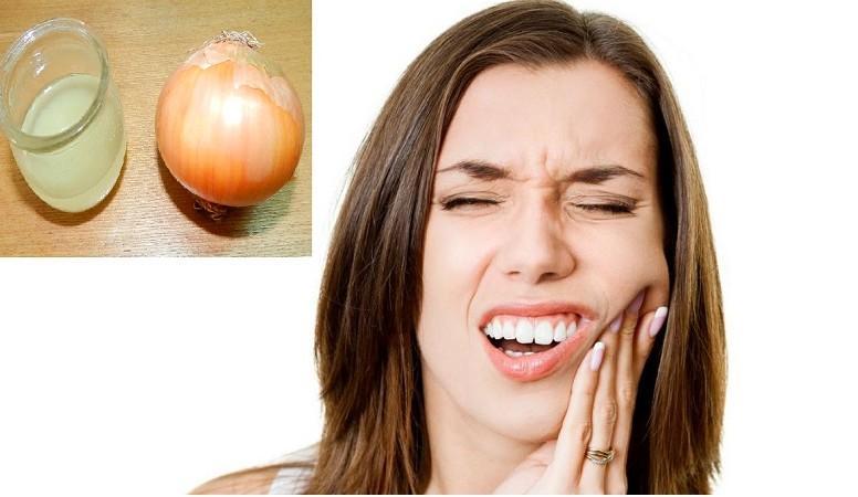 как снять зубную опухоль в домашних условиях