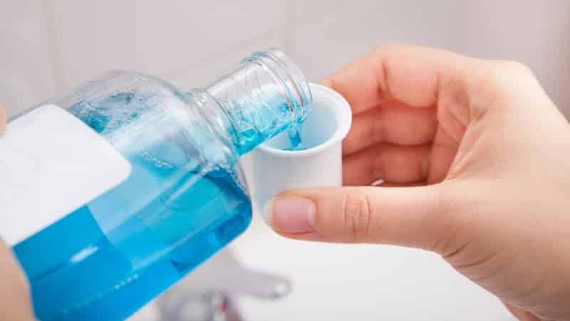лучший ополаскиватель для полости рта с хлоргексидином