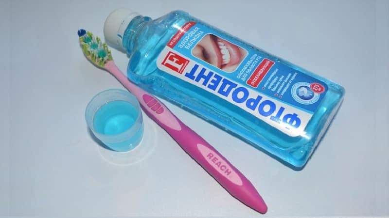 ополаскиватель для рта детский