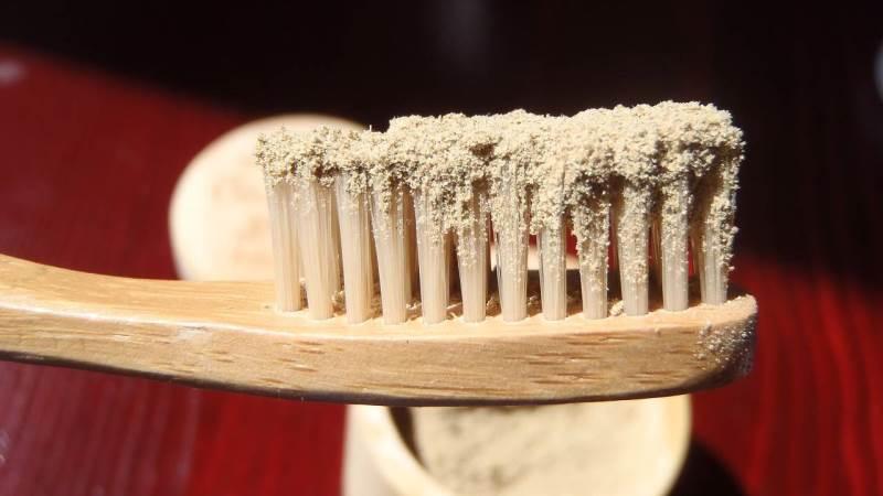 как пользоваться зубным порошком