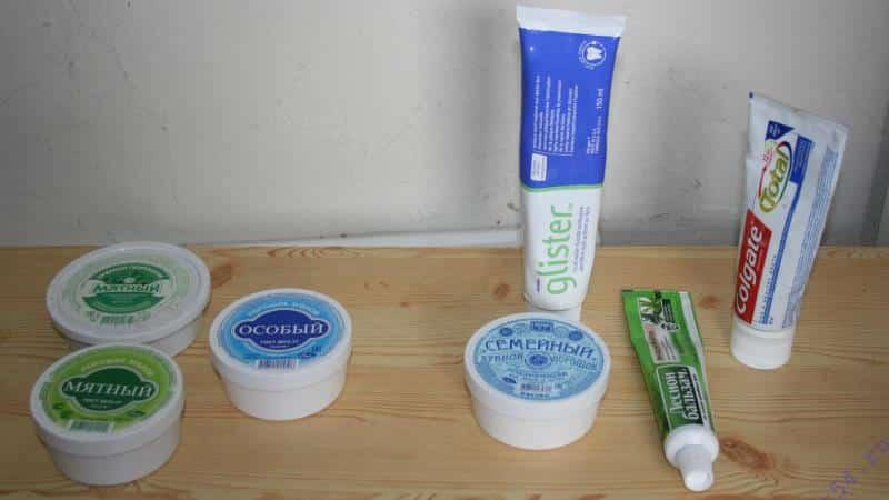 зубной порошок отбеливающий