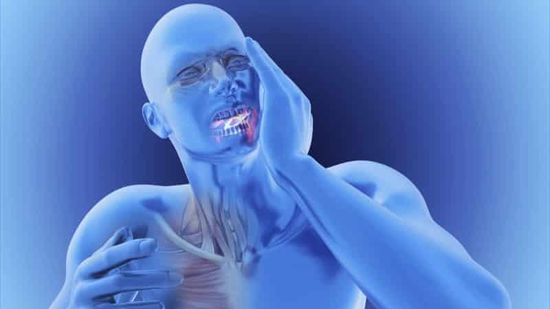 боль в челюсти при жевании