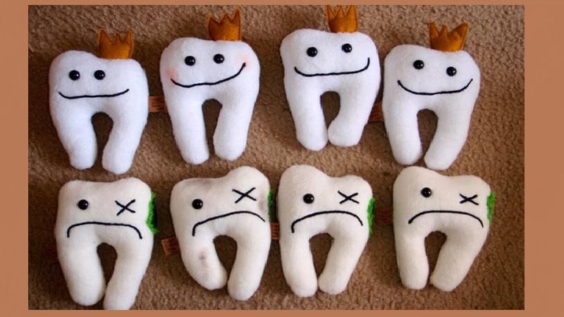 к чему снятся зубы с дырками