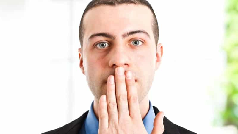 неприятный запах изо рта при беременности