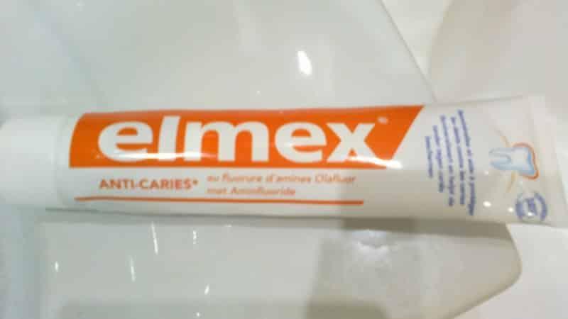 зубная паста против кариеса