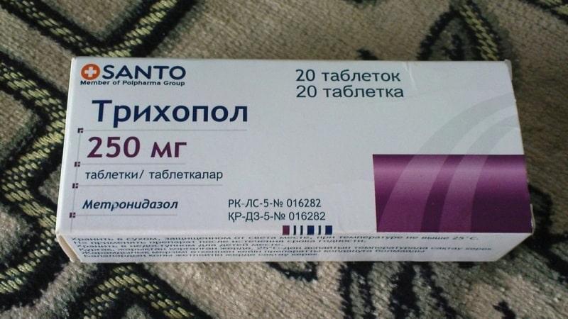 антибиотик при пародонтите