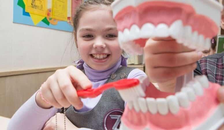 гигиена зубов и полости рта