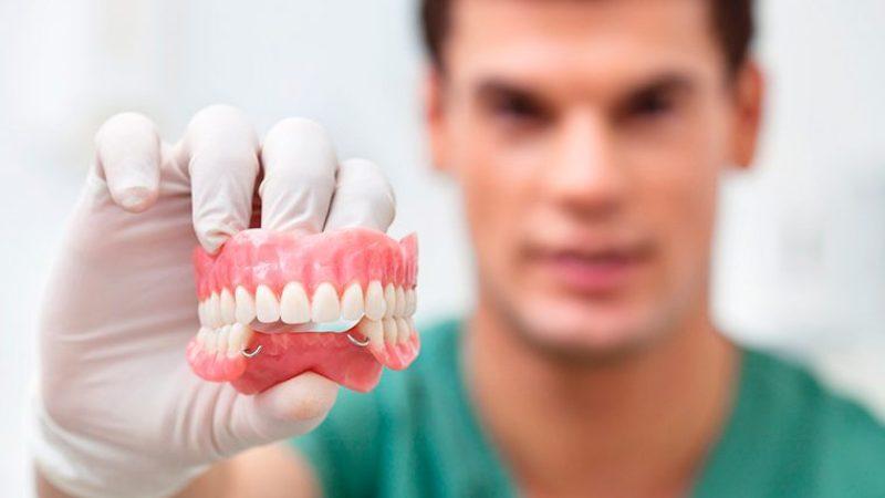 как сделать зубные протезы в домашних условиях видео