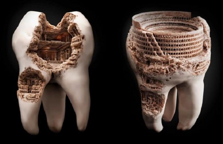 как вырастить новые зубы в домашних условиях
