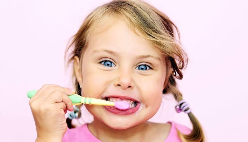 лучшая детская зубная паста