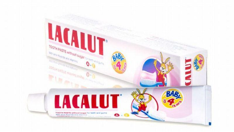 лучшая зубная паста для детей