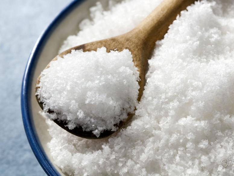 можно ли чистить зубы солью