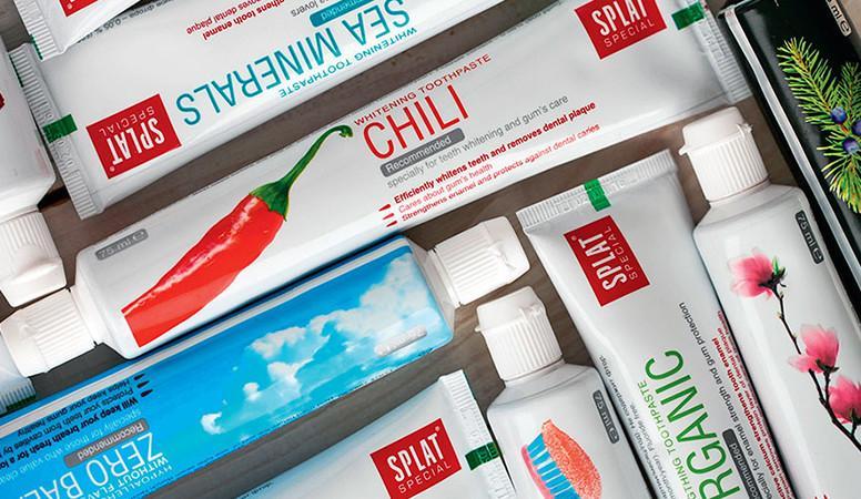 Отзывы о продукции SPLAT
