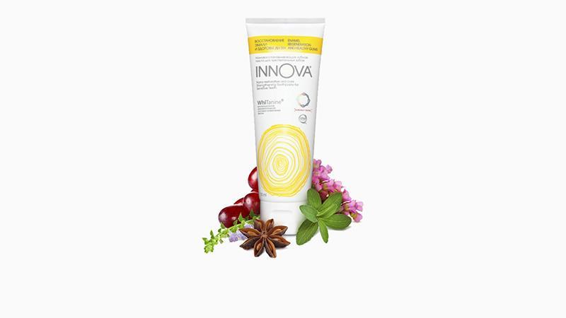 Зубная паста INNOVA: официальный сайт