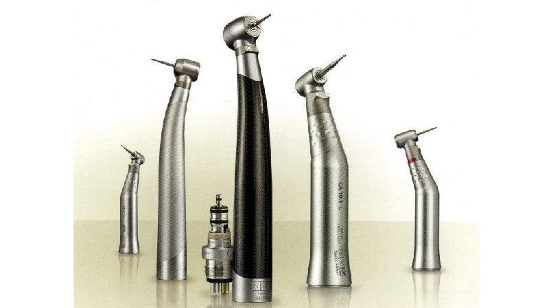 Какие бывают стоматологические наконечники